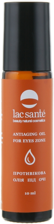 Антивозрастное масло под глаза - Lac Sante Antiaging Oil For Eyes Zone