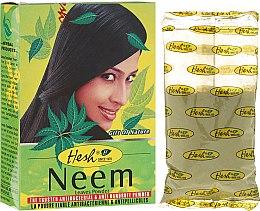 Духи, Парфюмерия, косметика Порошковая маска для волос против перхоти - Hesh Neem Leaves Powder