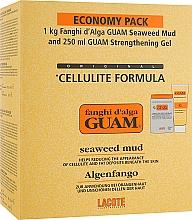 Парфумерія, косметика Набір - GUAM Fanghi d Alga (mask/1000g + gel/250ml)