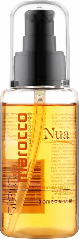 Марокканская аргановая сыворотка - Nua Siero Del Marocco