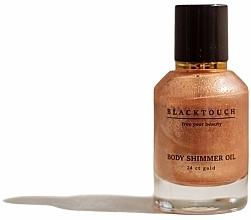 Духи, Парфюмерия, косметика Сияющее масло-шиммер для тела - BlackTouch Body Shimmer Oil