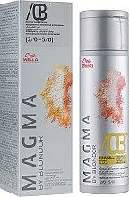 Духи, Парфюмерия, косметика Порошок для цветного мелирования - Wella Professionals Magma by Blondor