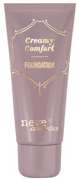 Тональная основа - Neve Cosmetics Creamy Comfort Foundation