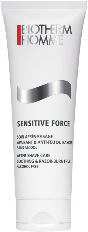 Успокаивающий уход после бритья - Biotherm Sensitive Force After Shave