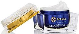 Духи, Парфюмерия, косметика Коллагеновая маска для век - Maxia Ultimate Collagen Eye Mask