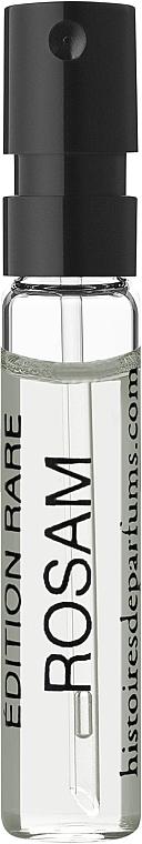 Histoires de Parfums Rare Rosam - Парфюмированная вода (пробник)