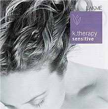 Духи, Парфюмерия, косметика Набор пробников для чувствительных волос - Lakme K.Therapy Sensitive