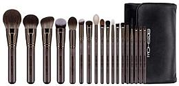 Духи, Парфюмерия, косметика Набор кистей для макияжа, 18 шт - Eigshow Beauty Lucky Coffee Brush Kit