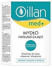 Духи, Парфюмерия, косметика Питательное мыло при дерматозах - Oillan Med+ Moisturizing Soap