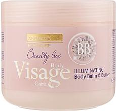 Духи, Парфюмерия, косметика Бальзам-баттер для тела с эффектом сияния - Visage Illuminating Body Balm & Butter