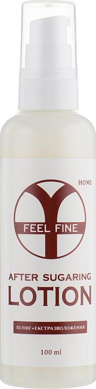 Лосьон после шугаринга для домашнего использования - Feel Fine Home After Sugaring Lotion
