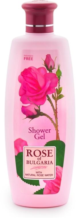 Гель для душа с розовой водой - BioFresh Shower Gel