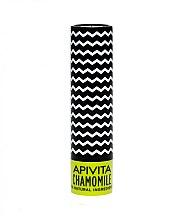 Духи, Парфюмерия, косметика Бальзам для губ SPF 15, с пчелиным воском и ромашкой - Apivita Lip Care with Chamomile SPF 15