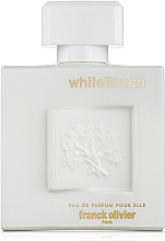Духи, Парфюмерия, косметика Franck Olivier White Touch - Парфюмированная вода