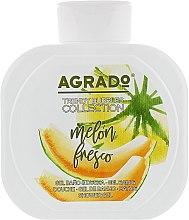 """Духи, Парфюмерия, косметика Гель для душа """"Свежая дыня"""" - Agrado Trendy Bubbles Collection Fresh Melon Shower Gel"""