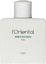 Духи, Парфюмерия, косметика Estelle Ewen L'Oriental White Edition Men - Туалетная вода (тестер с крышечкой)
