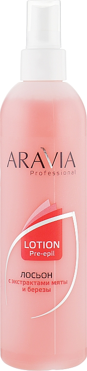 Лосьон перед депиляцией - Aravia Professional Lotion Pre-epil