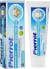 Духи, Парфюмерия, косметика Зубная паста для чувствительных зубов - Pierrot Sensitive Toothpaste