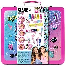 Духи, Парфюмерия, косметика Набор детской косметики в кейсе - Create It! Galaxy Make-Up Set