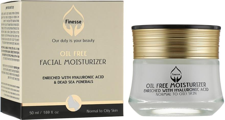 Увлажняющий обезжиренный крем для лица - Finesse Oil Free Facial Moisturizer Cream