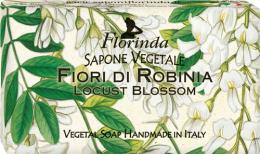 """Духи, Парфюмерия, косметика Мыло натуральное """"Цветок белой акации"""" - Florinda Sapone Vegetale Locust Blossom"""