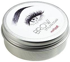 Духи, Парфюмерия, косметика Мыло для фиксации бровей - MaXmaR Brow Styling Soap