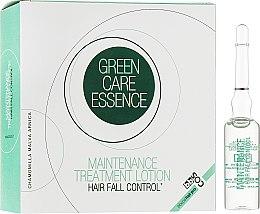 Духи, Парфюмерия, косметика Лосьон в ампулах от выпадения волос - BBcos Green Care Essence Maintenance Treatment Lotion
