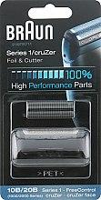 Парфумерія, косметика Сітка для гоління таріжучий блок - Braun Series 1 10В