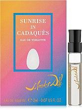 Духи, Парфюмерия, косметика Salvador Dali Sunrise In Cadaques - Туалетная вода (пробник)