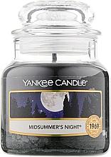 """Духи, Парфюмерия, косметика Ароматическая свеча """"Летняя ночь"""" - Yankee Candle Midsummer's Night"""