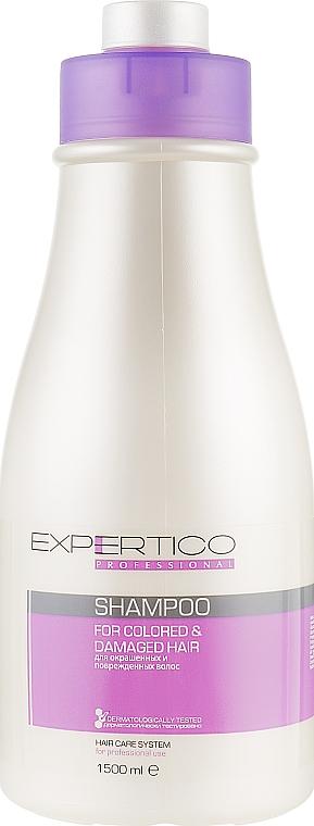 Шампунь для окрашенных и поврежденных волос - Tico Professional For Colored&Damaged Hair
