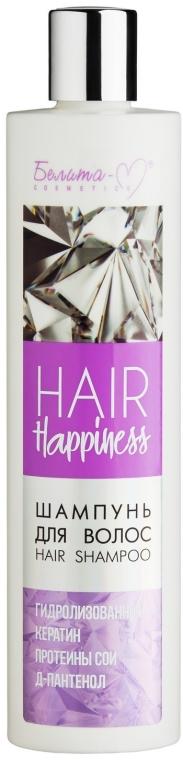 Шампунь для волос - Белита-М Hair Happiness Hair Shampoo