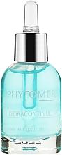 Духи, Парфюмерия, косметика Увлажняющий гель, придающий сияние коже - Phytomer HydraContinue Phytomer 12H Moisturizing Flash Gel