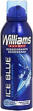 Духи, Парфюмерия, косметика Дезодорант-спрей - Williams Ice Blue Deodorant