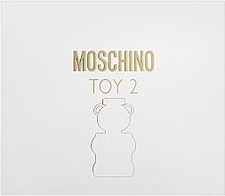 Духи, Парфюмерия, косметика Moschino Toy 2 - Набор (edp/50ml + b/lot/50ml + sh/gel/50ml)