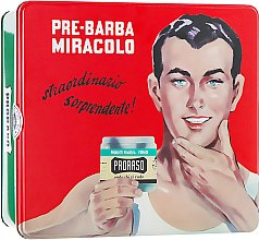 Парфумерія, косметика Набір - Proraso Vintage Selection Gino (cr/100ml + sh/cr/150ml + ash/cr/100ml)
