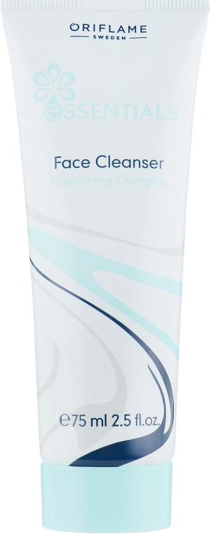Очищающее средство для лица с питательным комплексом - Oriflame Essentials Face Cleanser Nourishing Complex