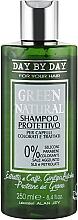 """Духи, Парфюмерия, косметика Шампунь """"Защита цвета"""" для окрашенных и поврежденных волос - Alan Jey Green Natural Shampoo Protettivo"""