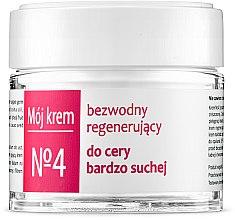 Духи, Парфюмерия, косметика Крем регенерирующий для сухой и очень сухой кожи №4 - Fitomed My Cream No.4