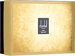 Духи, Парфюмерия, косметика Alfred Dunhill Icon Absolute - Набор (edp/100ml + sh/gel/90ml + ash/balm/90ml + Pouch)