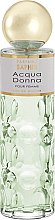 Духи, Парфюмерия, косметика Saphir Parfums Acqua Donna - Парфюмированная вода (тестер с крышечкой)