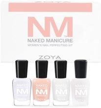 Духи, Парфюмерия, косметика Подарочный набор - Zoya Naked Manicure Womens Travel Kit Mini