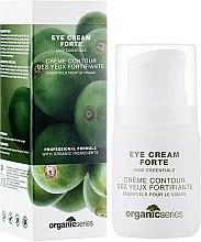 Духи, Парфюмерия, косметика Крем под глаза - Organic Series Eye Cream Forte Fase Essentials