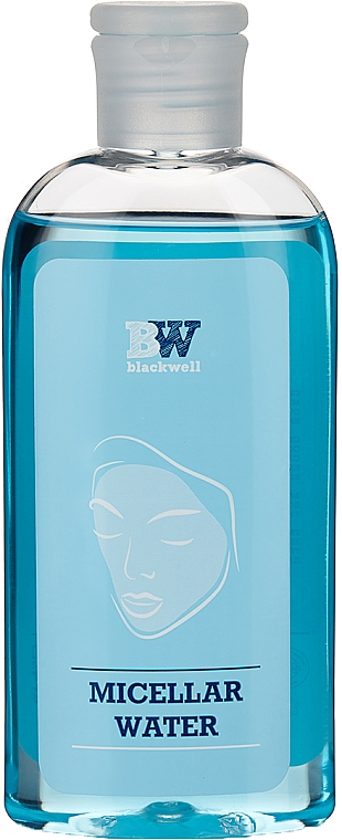Мицеллярная вода для лица, глаз и губ - Blackwell