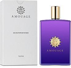 Amouage Myths Man - Парфумована вода (тестер з кришечкою) — фото N2