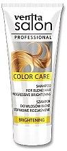 Духи, Парфюмерия, косметика Шампунь для волос - Venita Salon Professional Brightening Shampoo
