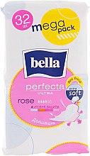 Духи, Парфюмерия, косметика Прокладки Perfecta Ultra Rose Deo Fresh, 32шт - Bella