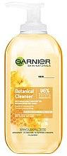Духи, Парфюмерия, косметика Гель для умывания - Garnier Skin Naturals Botanical Cleancer Flower Honey