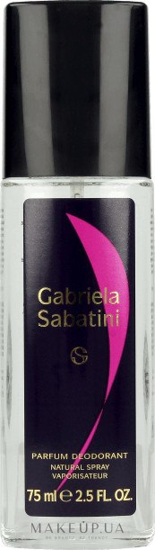 Makeup Gabriela Sabatini Eau De Toilette дезодорант купить по