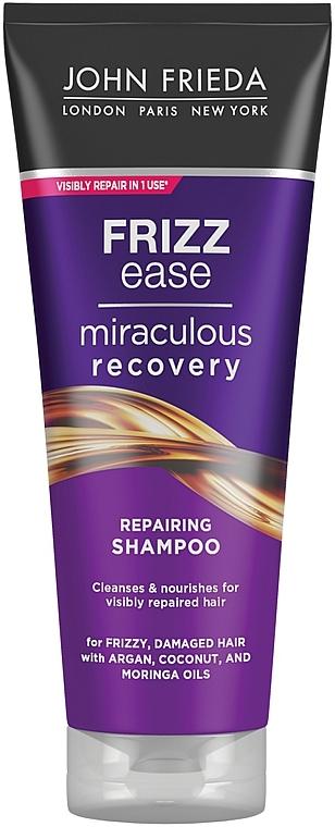 """Шампунь """"Чудесное восстановление"""" для поврежденных волос - John Frieda Frizz Ease Miraculous Recovery Shampoo"""